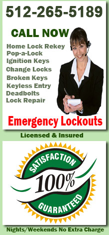 Lockout Services Austin Tx